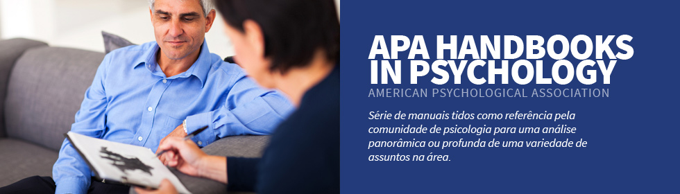 American Psychological Association (APA Handbooks in Psychology)