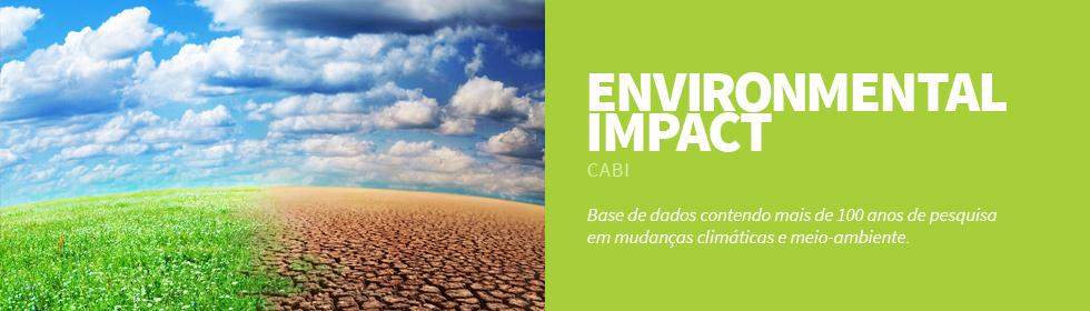 CABI (Environmental Impact)