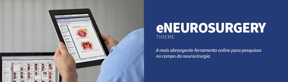 Thieme (eNeurosurgery)
